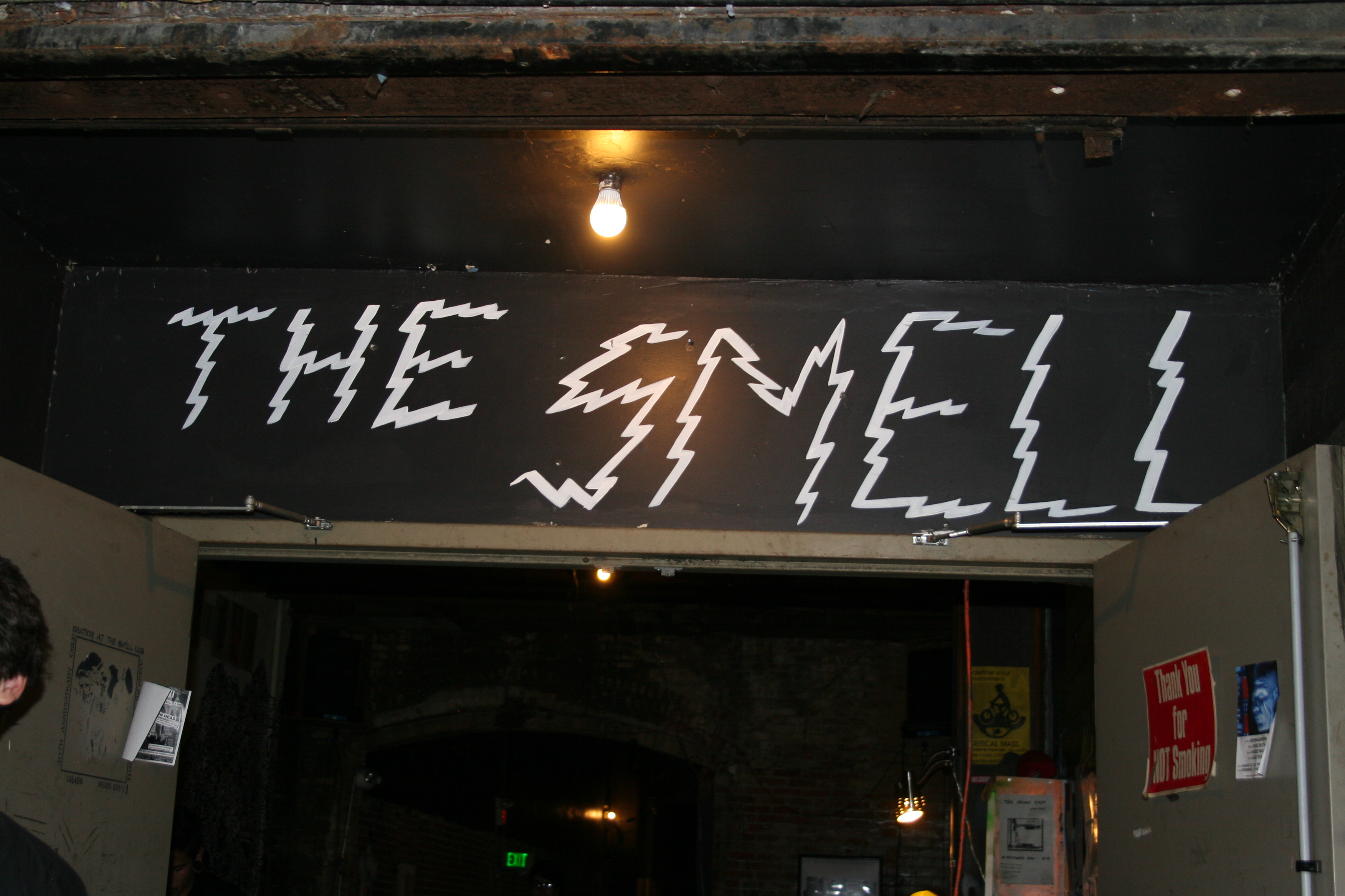 The Smell, Venue